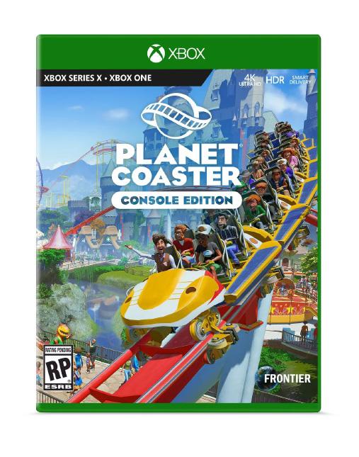 خرید بازی Planet Coaster برای Xbox Series X