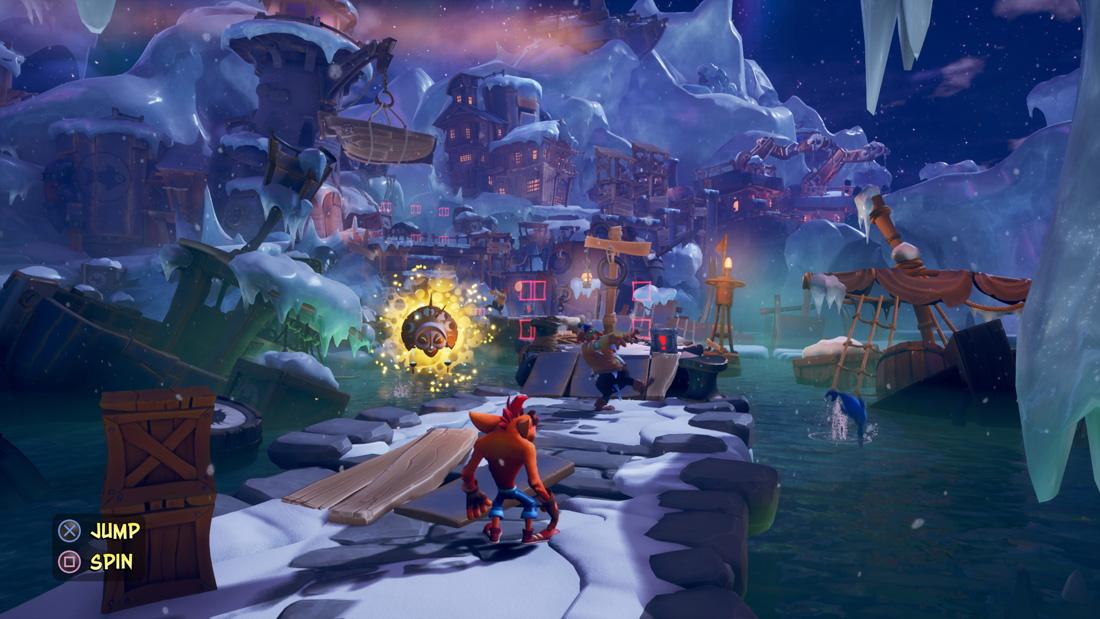 تصویر نقد و بررسی بازی Crash Bandicoot 4 Its About Time برای Ps4 02