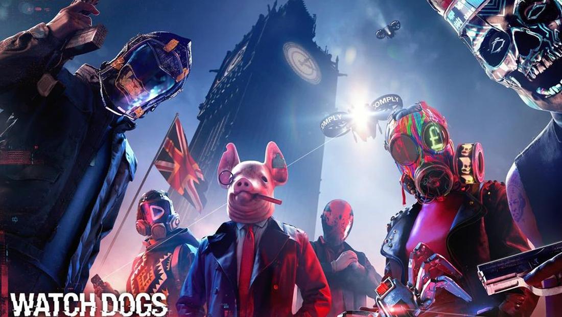 تصاویر نقد و بررسی بازی Watch Dogs Legion برای PS5 01