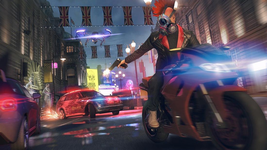 تصاویر نقد و بررسی بازی Watch Dogs Legion برای PS5 02
