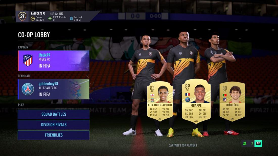 تصویر نقد و بررسی بازی Fifa 21 برای PS4 08