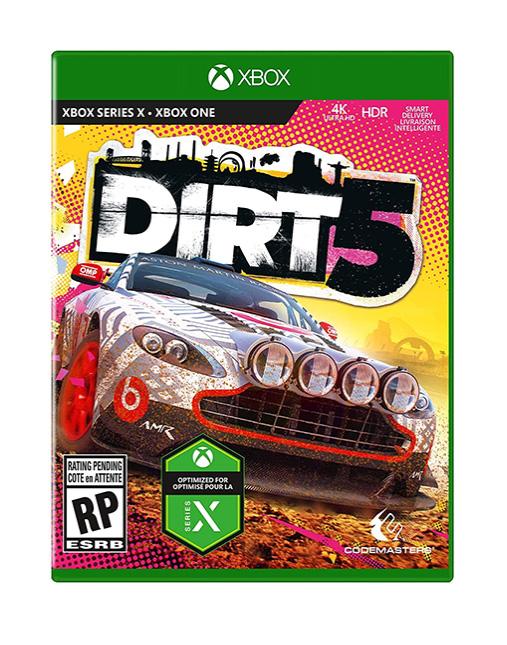 خرید بازی Dirt 5 برای Xbox Series X