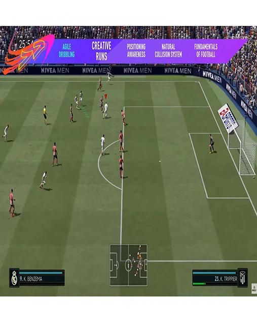 تصویر بازی Fifa 21 برای PS4 01