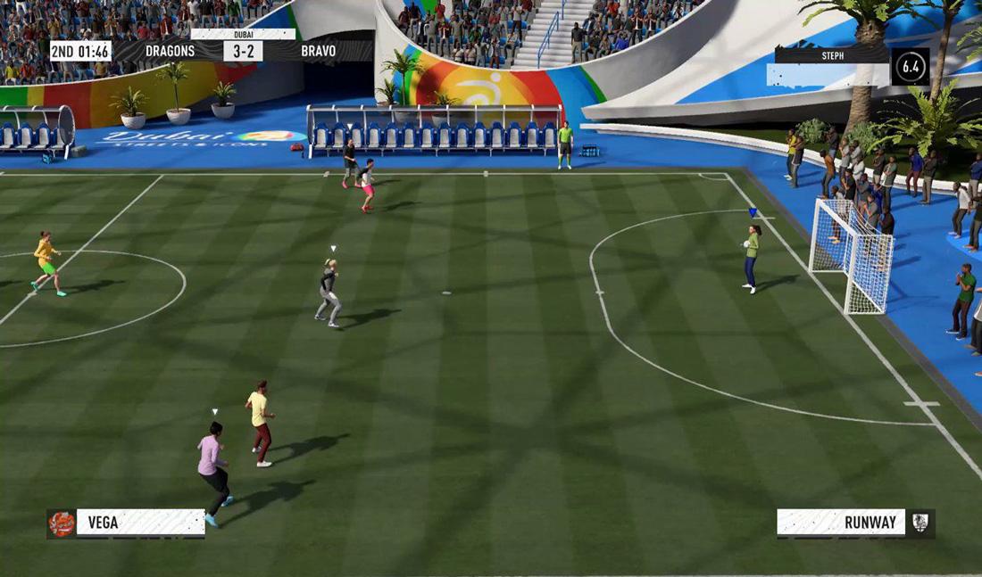 تصویر بازی Fifa 21 برای PS4 12