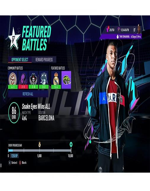 تصویر بازی Fifa 21 برای PS4 06