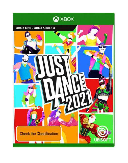 خرید بازی Just Dance 2021 برای Xbox Series X