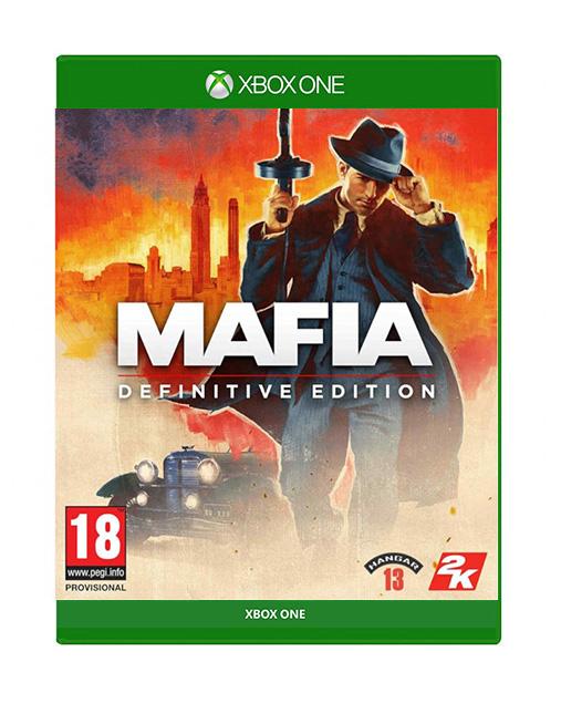 خرید بازی Mafia Definitive Edition برای Xbox One