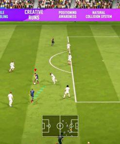 تصویر بازی Fifa 21 برای PS4 02