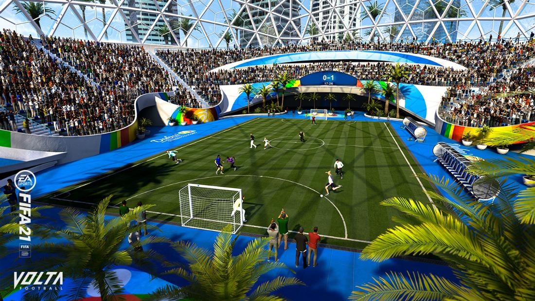 تصویر نقد و بررسی بازی Fifa 21 برای PS4 05