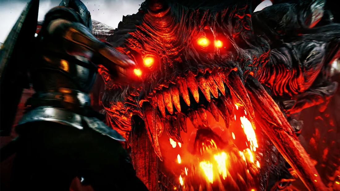 تصویر بازی demons souls برای ps5 06