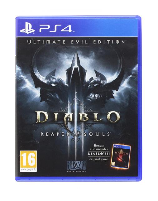 خرید بازی Diablo برای PS4