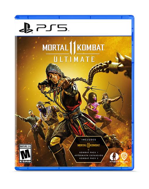 خرید بازی Mortal Kombat 11-Ultimate Edition برای Ps5