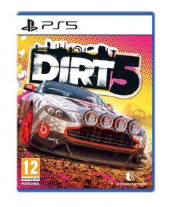 خرید بازی dirt 5 برای ps5