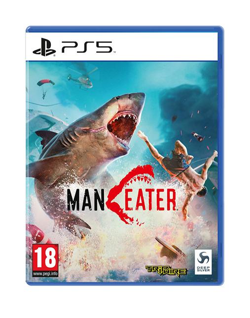 خرید بازی maneater برای ps5