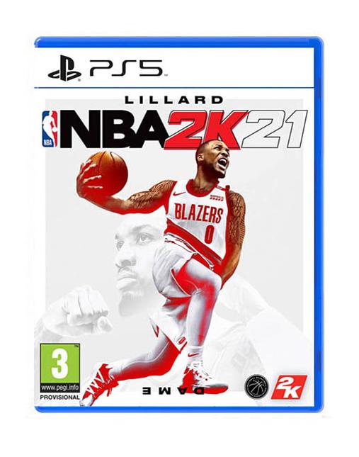 خرید بازی nba 21 برای Ps5