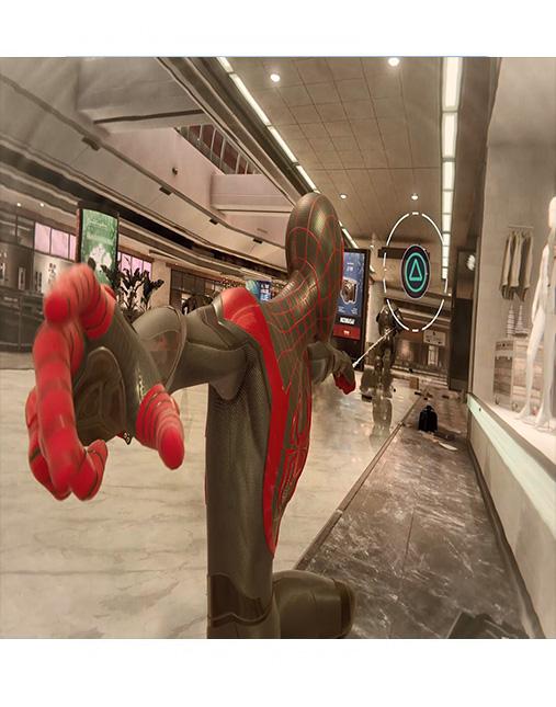 تصویر بازی Spider Man Miles Morales برای PS4 02