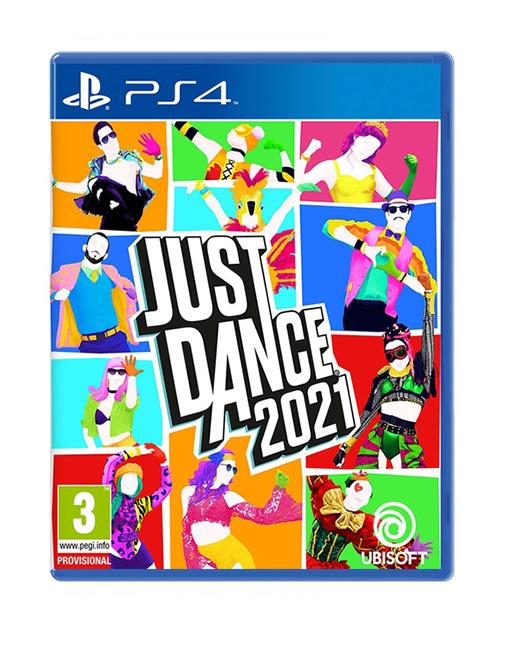 خرید بازی Just Dance 2021 برای Ps4