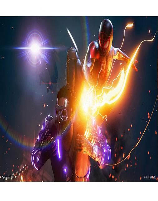 تصویر بازی Spider Man Miles Morales برای PS4 03