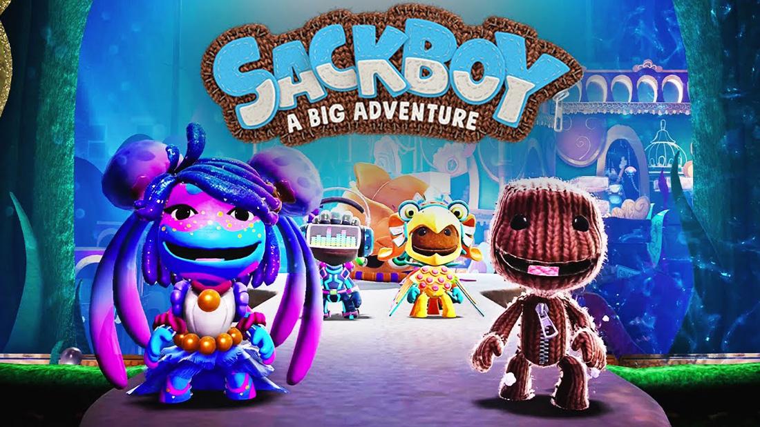 نقد و بررسی بازی Sackboy A Big Adventure برای PS5