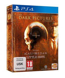خرید بازی The Dark Pictures Anthology: Volume 1 - Limited Edition برای Ps4 02
