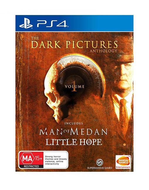 خرید بازی The Dark Pictures Anthology: Volume 1 - Limited Edition برای Ps4 01
