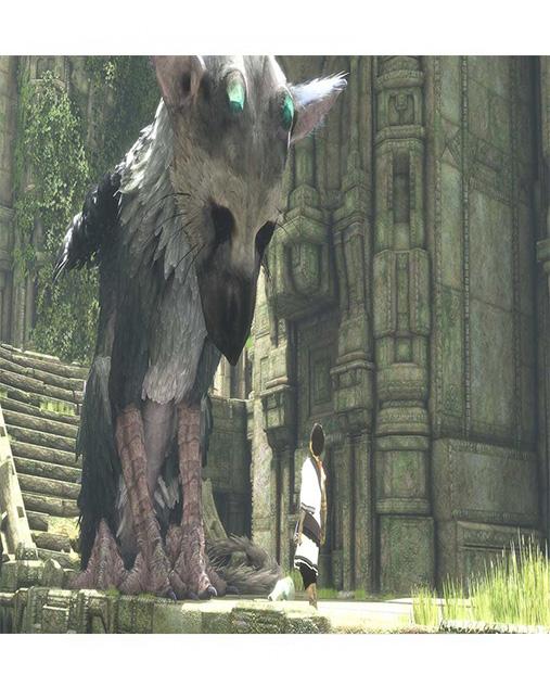 تصویر بازی The Last Guardian برای Ps4 02