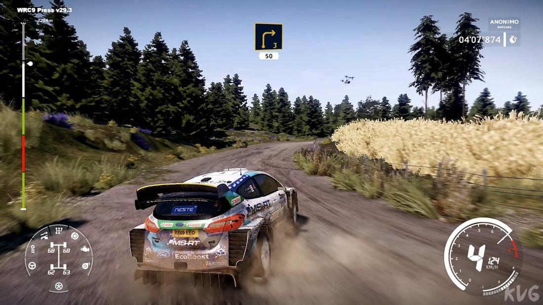 تصویر نقد و بررسی بازی WRC 9 برای PS5 01