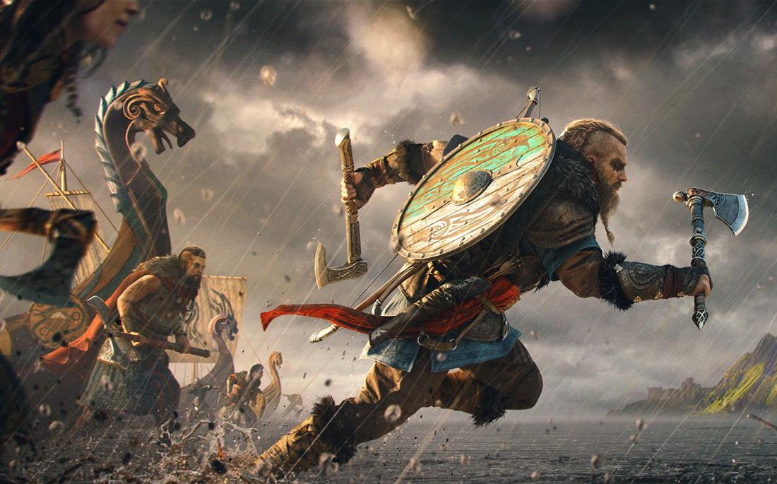 بررسی بازی Assassin's Creed Valhalla برای PS4 02