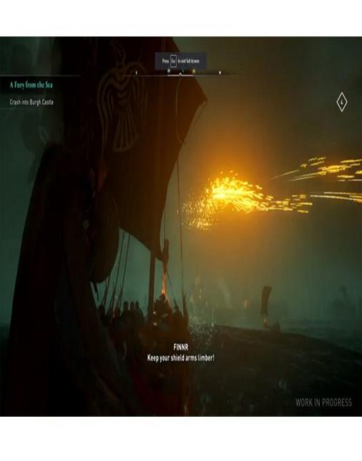 تصویر بازی Assassins Creed Valhalla برای Ps4 04