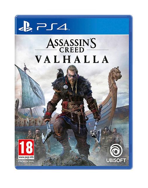 خرید بازی Assassins Creed Valhalla برای Ps4