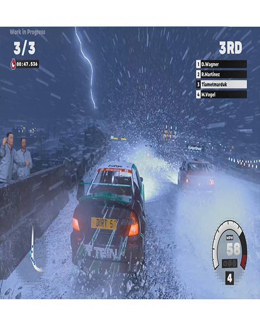 تصویر بازی Dirt 5 برای Ps4 02
