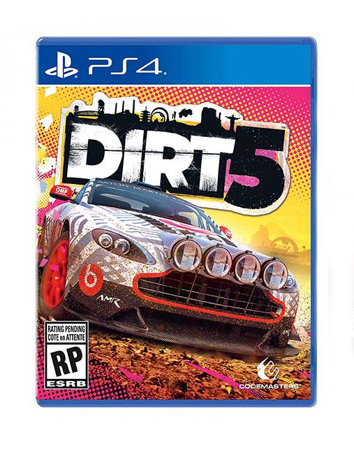 خرید بازی Dirt 5 برای Ps4