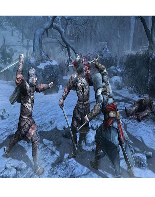 تصویر بازی Assassins Creed Valhalla برای Ps4 01