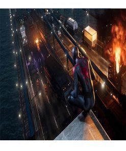 تصویر بازی Spider Man Miles Morales برای PS4 04