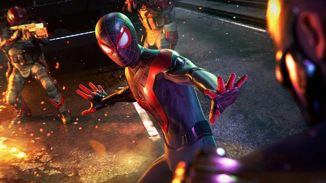 تصویر نقد و بررسی بازی Spider Man Miles Morales برای PS5 02