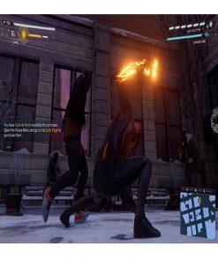 تصویر بازی Spider Man Miles Morales برای PS5 01
