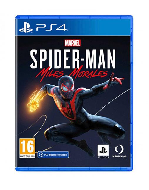خرید بازی Spider Man Miles Morales برای PS4