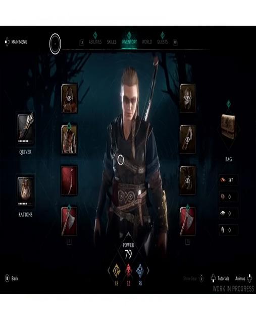 تصویر بازی Assassins Creed Valhalla برای Ps4 05
