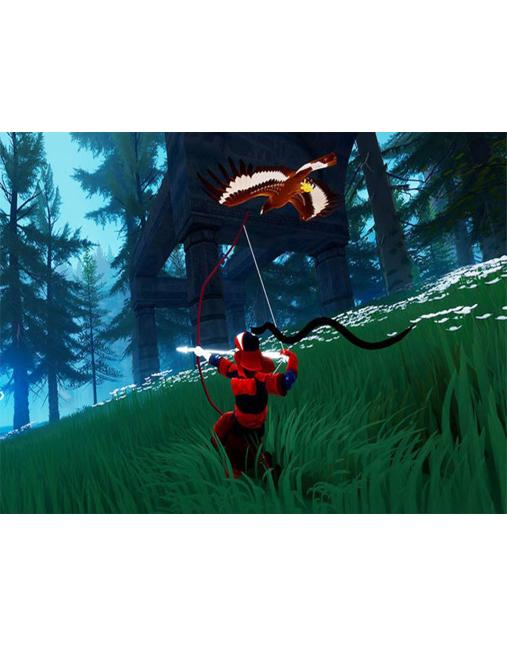 تصویر بازی Pathless برای Ps5 01