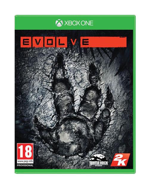 خرید بازی Evolve برای Xbox One
