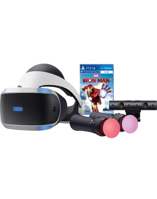 خرید باندل پلی استیشن واقعیت مجازی 01 Iron Man