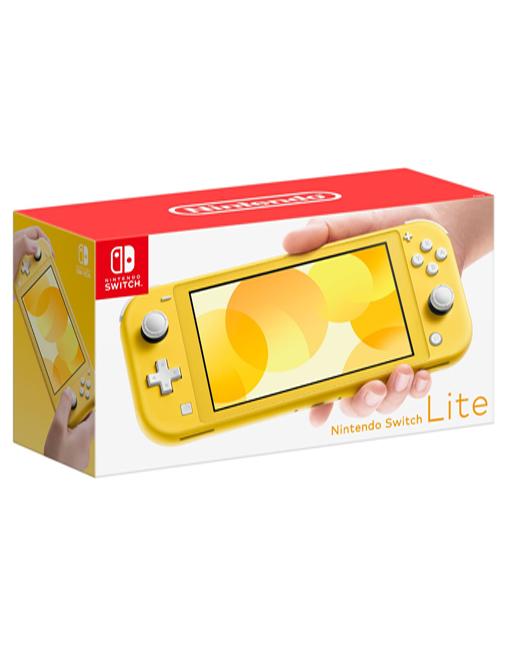 خرید Nintendo Switch Lite زرد