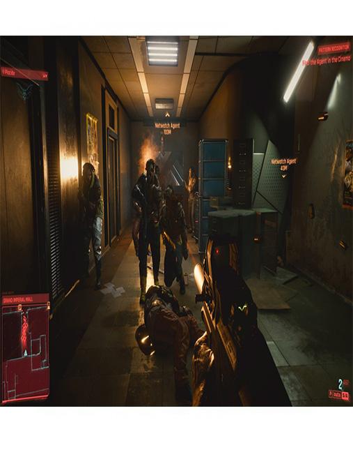 تصویر بازی Cyberpunk 2077 برای Ps4 005