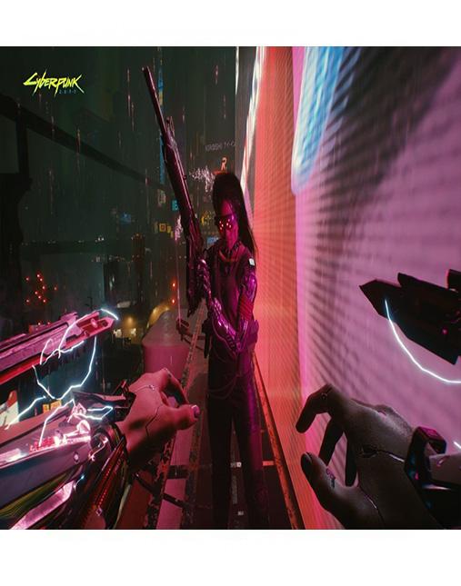 تصویر بازی Cyberpunk 2077 برای Ps4 004