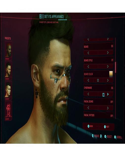 تصویر بازی Cyberpunk 2077 برای Ps4 002