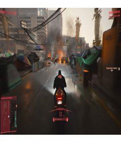 تصویر بازی Cyberpunk 2077 برای Ps4 001