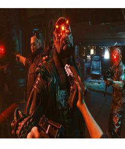 تصویر بازی Cyberpunk 2077 برای Ps4 003