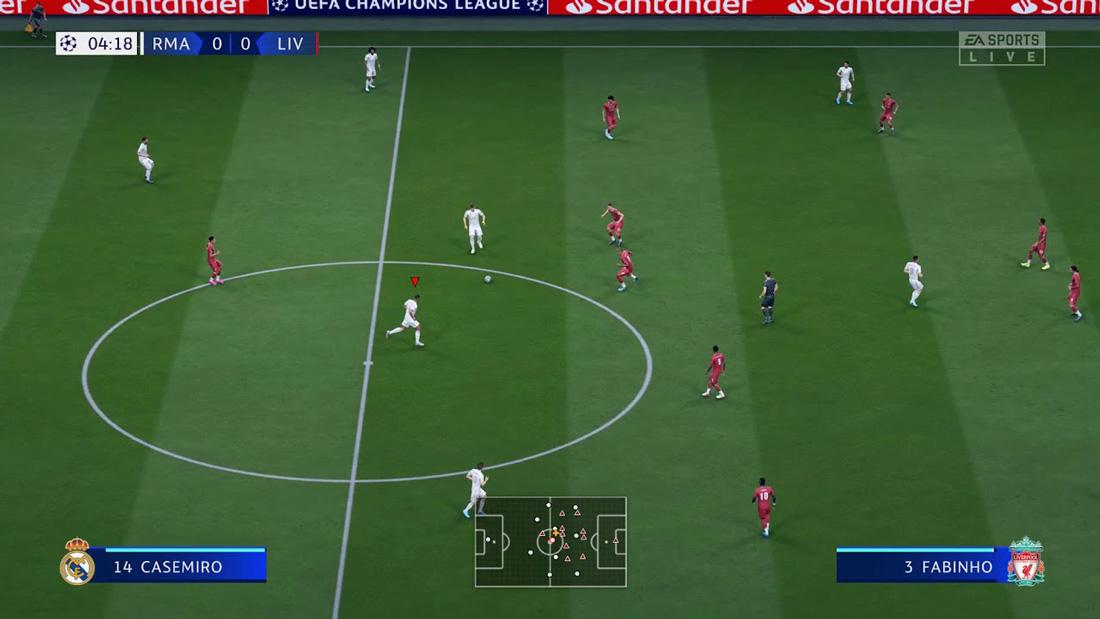 تصویر نقد و بررسی بازی Fifa 21 برای PS5 05
