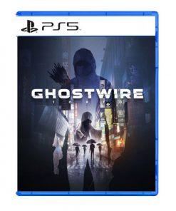 خرید بازی Ghostwire tokyo برای Ps5
