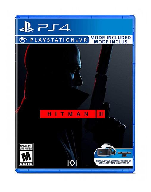 خرید بازی Hitman 3 برای PS4